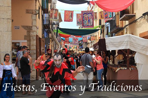 Fiestas y Tradiciones Sant Mateu